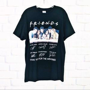 Friends Graphic Tee NWOT